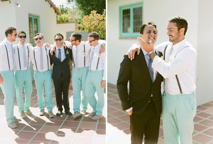 Taylor Kinney's brother gets married at the adamson house ...