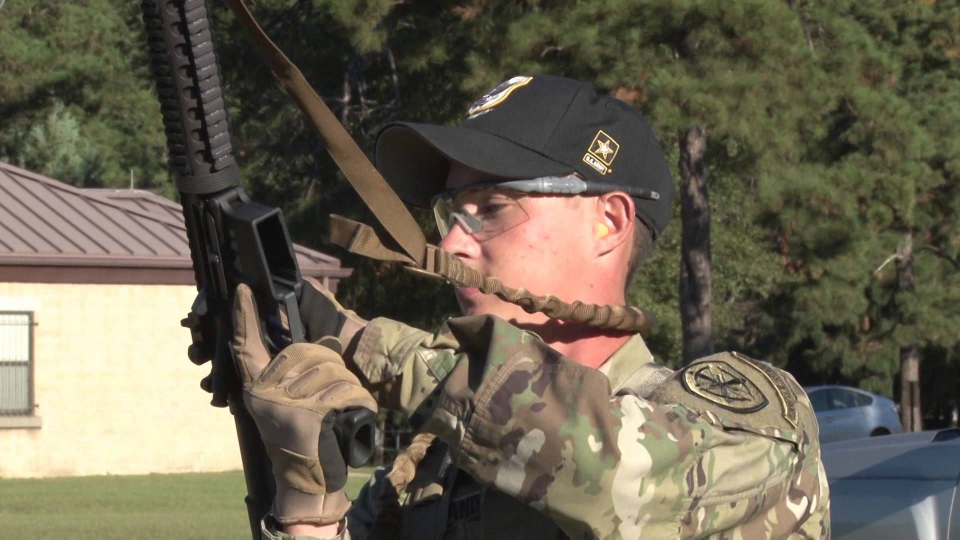 """Shooter's Corner: """"Weapons Safety and Manipulation"""""""
