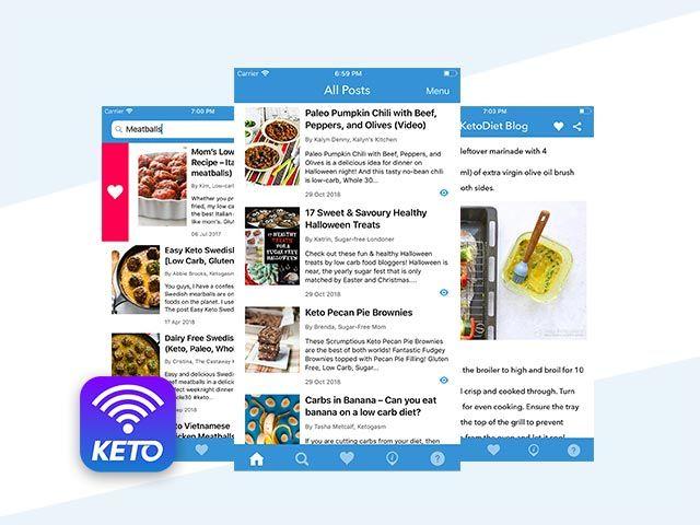 Blog Keto app, Healthy work snacks, Keto