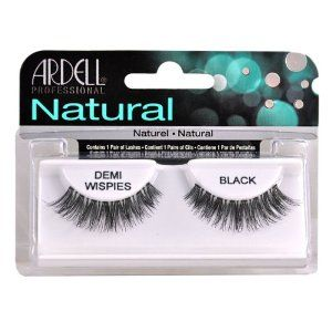 2ad10c1b4ed Ardell False Eyelashes 6 pack InvisiBands Demi Wispies Black Strip Lashes  by Ardell. $17.49. When used with Ardell Lashgrip Eyelash adhesive they are  easy ...