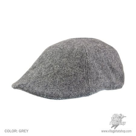 Jaxon Hats Herringbone Wool Blend Duckbill Ivy Cap Duckbills Ivy Cap Jaxon Hats Hats For Small Heads