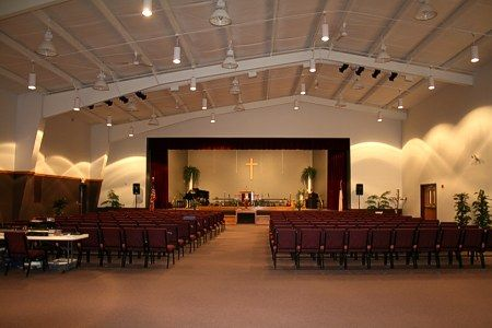 Small Church Sanctuary | Faith Community Church Sanctuary | church ...