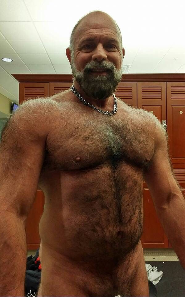 Mature hairy men tumblr