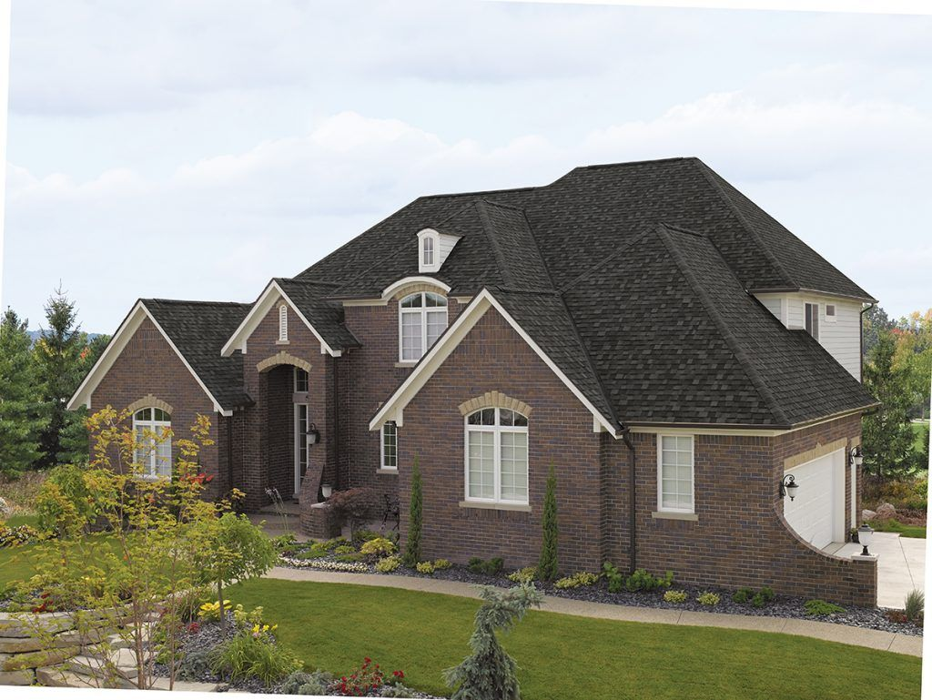 Best Cambridge Charcoal Gray House Styles Brown Grey Home 640 x 480