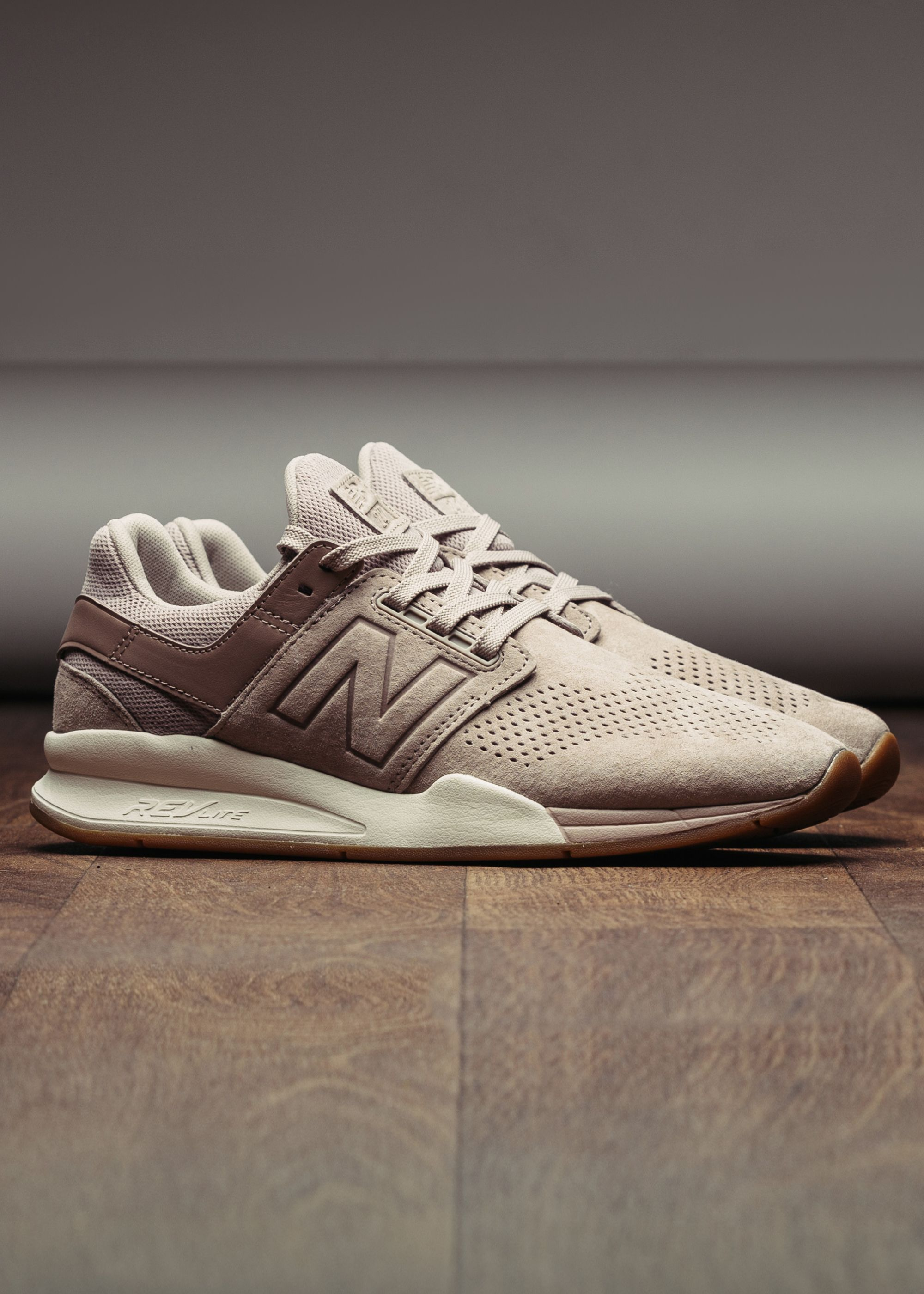 New Balance 247 Luxe Leather   Nice shoes, Sneakers, New balance ...