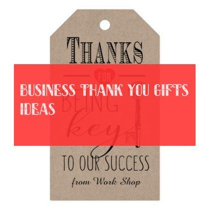 business thank you gifts ideas