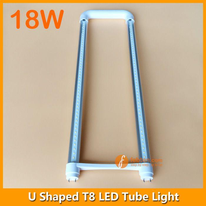 18w U Shaped Led T8 Tube Lighting Tube Light Led Tube Light Led