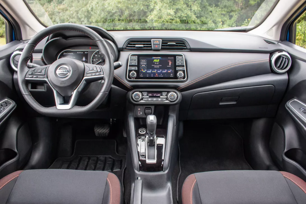 2020 Nissan Versa Review A Pleasant And Affordable Small Car Surprise Roadshow Nissan Versa Nissan Small Cars