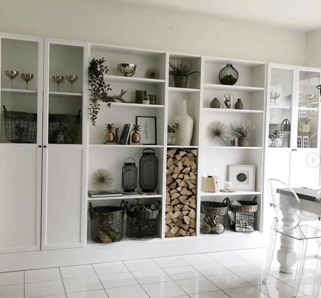 Photo of 14 IKEA Billy Shelf Hacks that look Custom-Made & Elegant