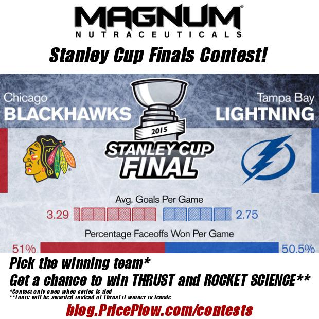 Magnum Nutraceuticals Nhl Stanley Cup Finals Contest Nhl Stanley Cup Finals Stanley Cup Finals Contest