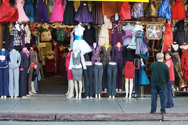 Fashion District ~ Los Angeles | Photos