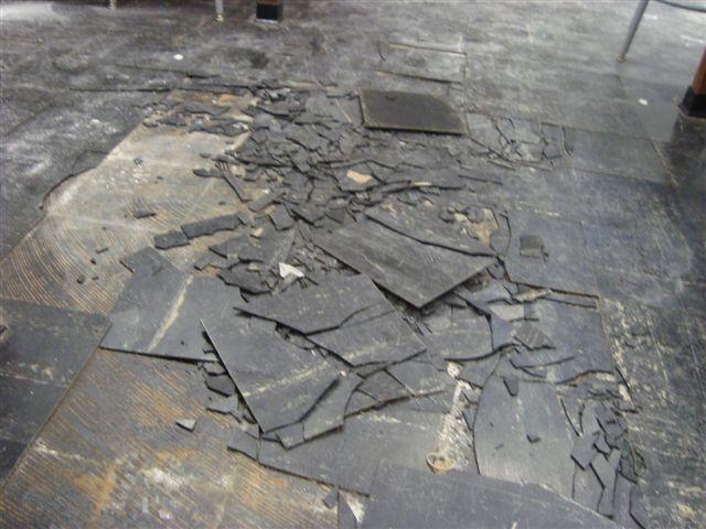 Asbestos Photos Asbestos Tile Removal Tile Removal Asbestos Tile