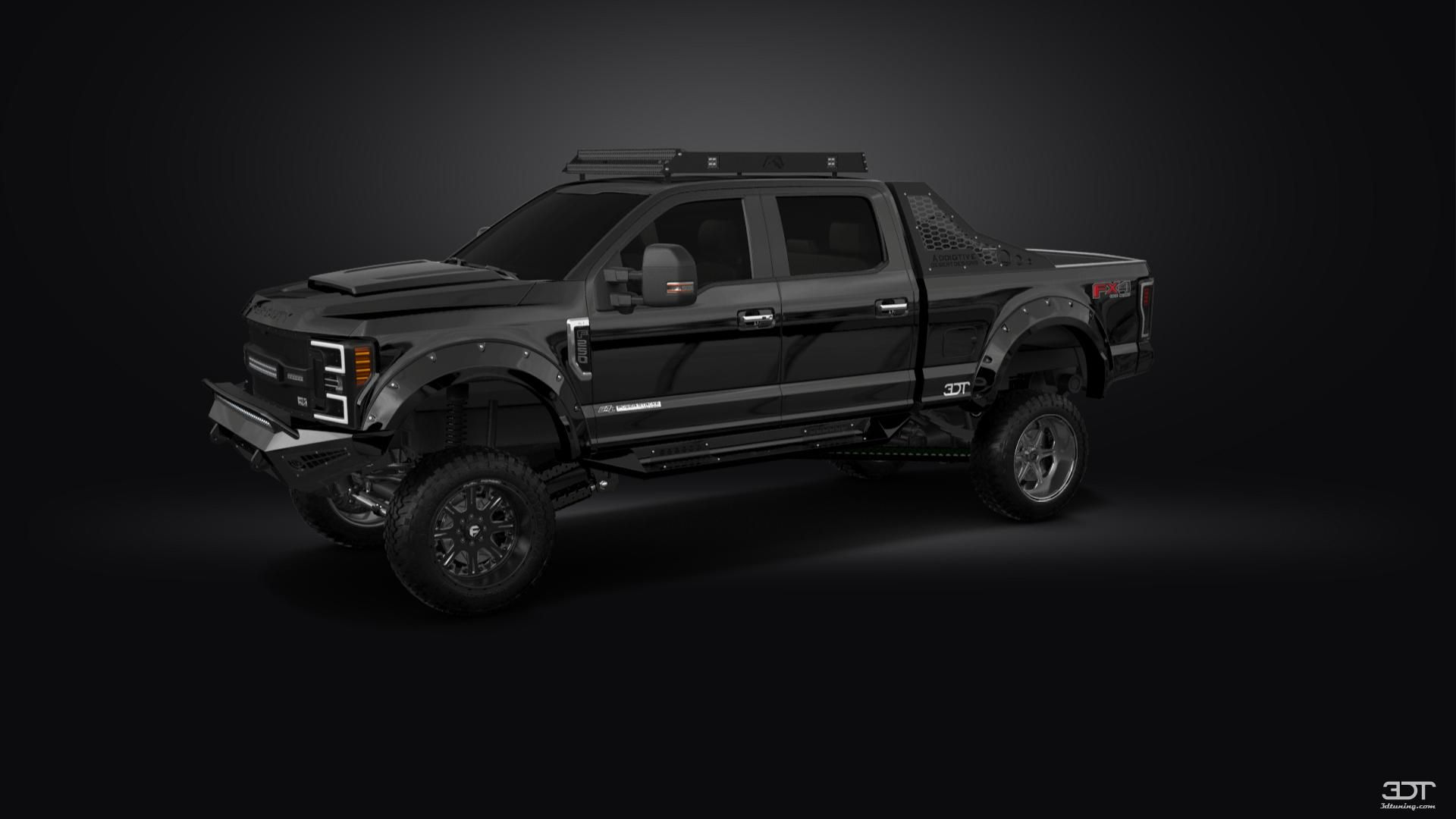 Checkout my tuning Ford F250 2018 at 3DTuning 3dtuning