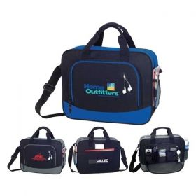 Promotional Products Ideas That Work: The Barracuda Business Briefcase. Get yours at www.luscangroup.com
