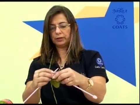 Blusa em crochê peruano com Camila+ por Cristina Amaduro - YouTube