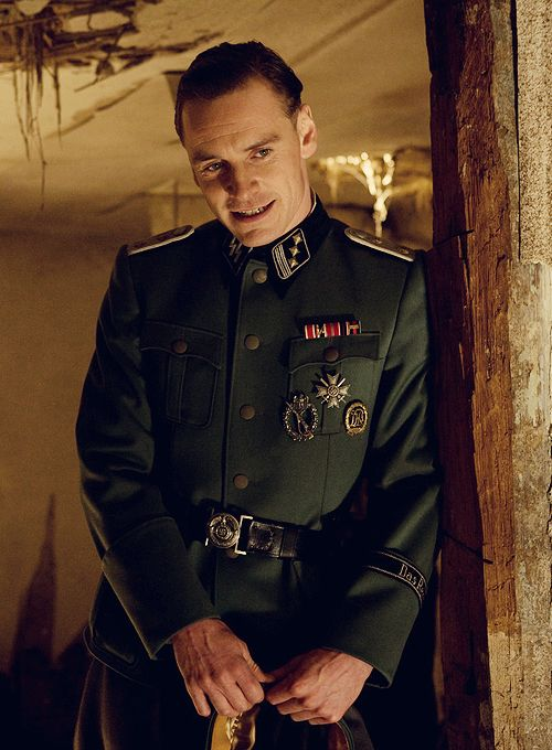 Michael Fassbender in Inglourious Basterds | Let's Talk ...