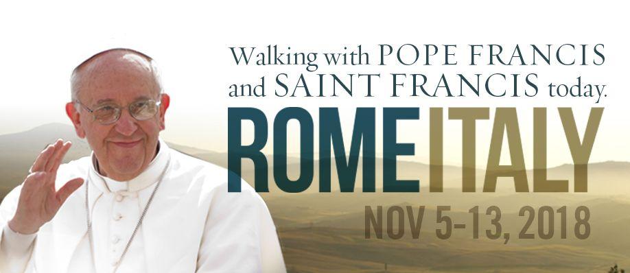 Italy Pilgrimage November | Dynamic Catholic