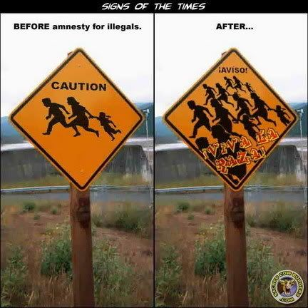 Funny Mexican tshirts | Funny Jokes Comedy Humor :: illegal mexican immagrants funny sign ...