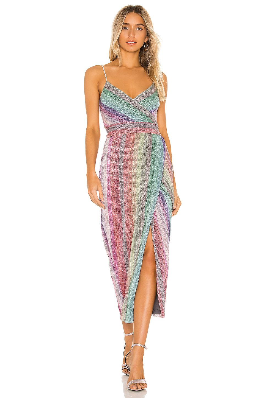 Saylor Plate Midi Meghan V Cvete Multi Revolve In 2020 Select Dress Dresses Saylor Picks include everlane and zara. pinterest