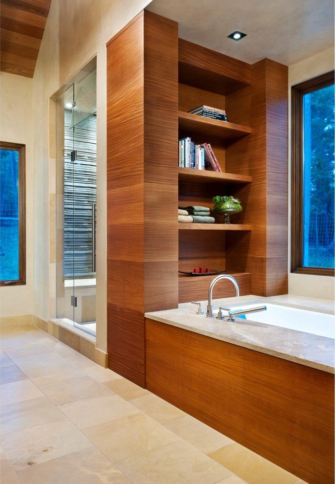 Bathtub niches | Shower Niches | Pinterest | Contemporary bathrooms ...