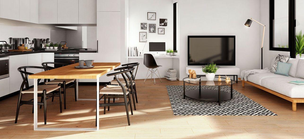 GREENEDGE RICHMOND.. register your interest at greenedgerichmond.com.au #interiordesign #apartments #living #brandnew