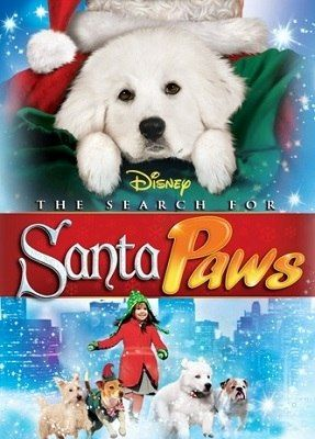 The Search For Santa Paws Online Free Movie Kids Movies Online Free Disney Movies Walt Disney Movies Santa Paws Photos With Dog