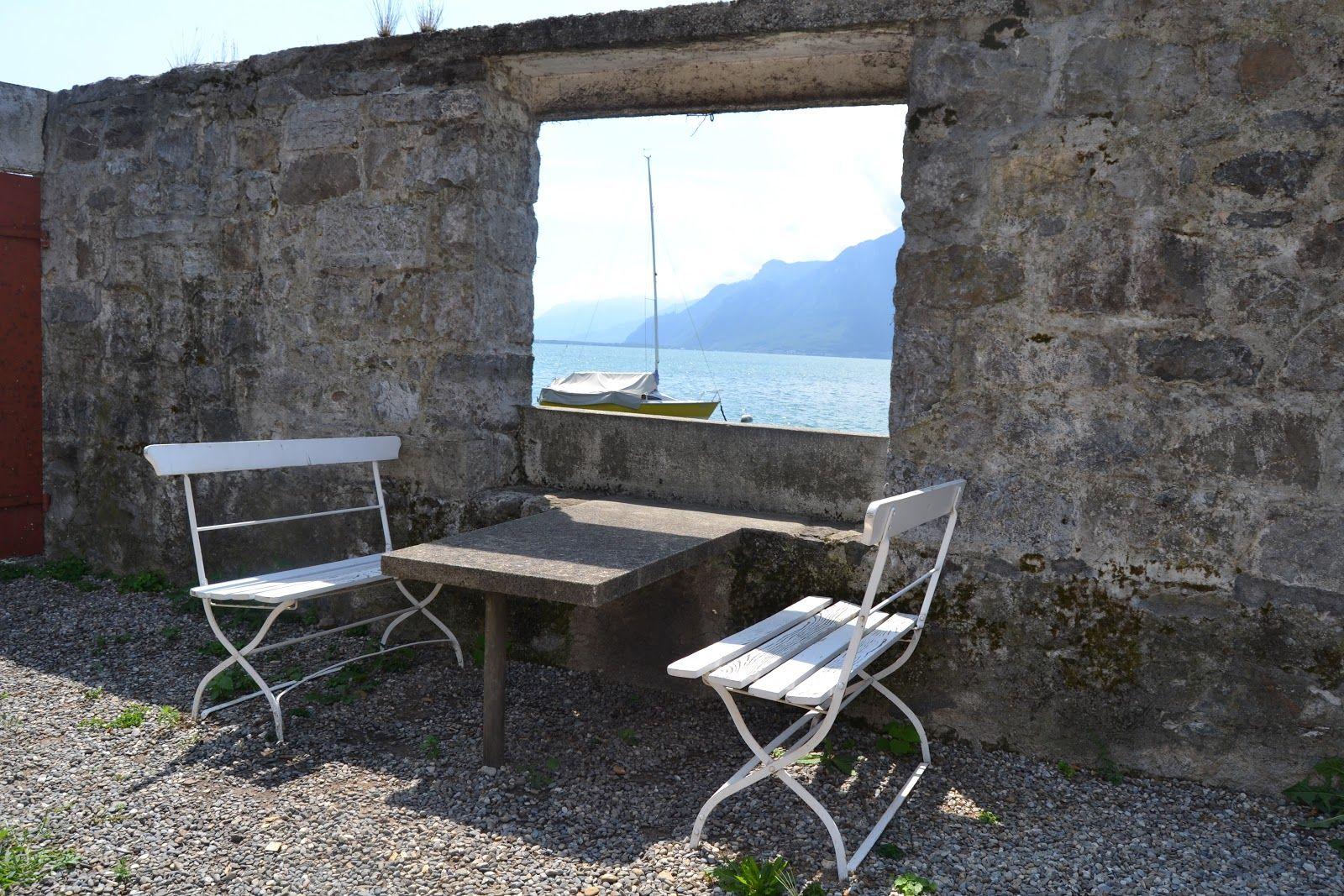 Le corbusier ville le lac arquitectura outdoor - Casas de le corbusier ...