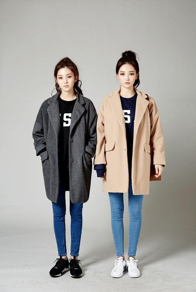 Winter Fashion Ootd Korean Fashion Korean Winter Outfits Korea Fashion