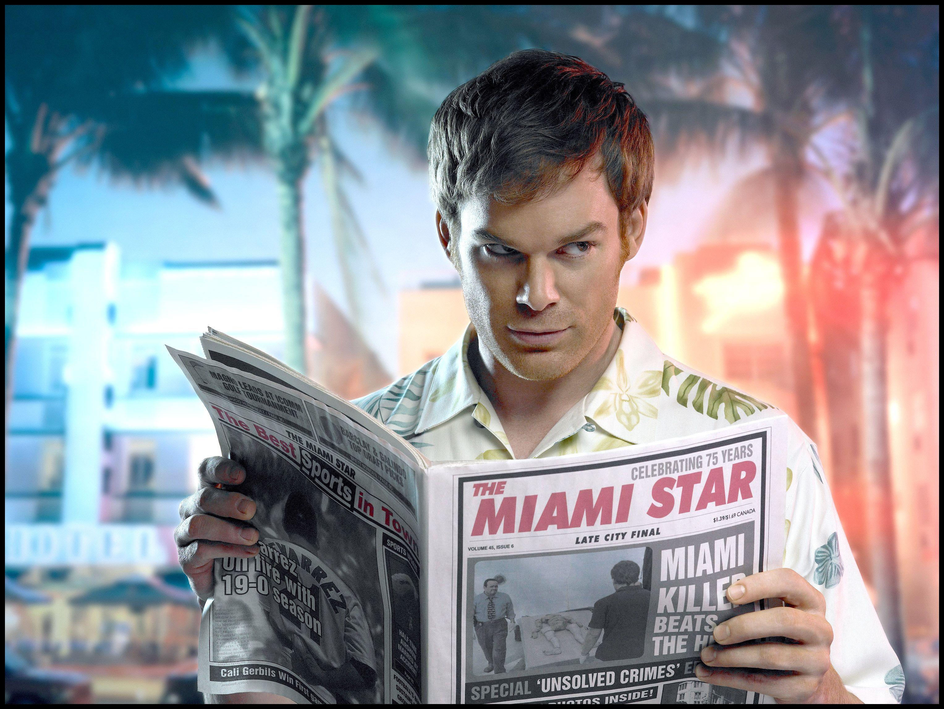 Michael C Hall Dexter Season 1
