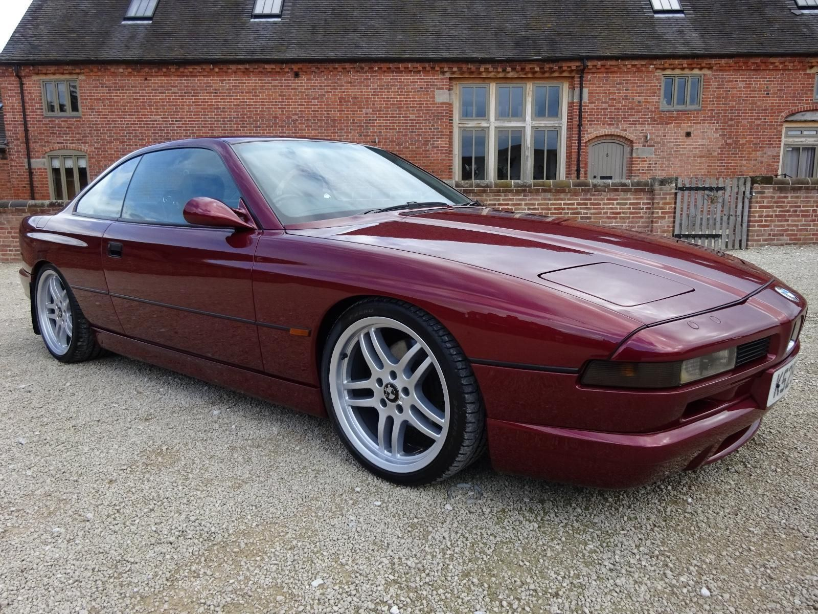 Bmw 850 Ci Auto 1993 Covered 82k Mls From New Rare Only 24 Autos Left In Uk Ebay Bmw Classic Car Sales Car