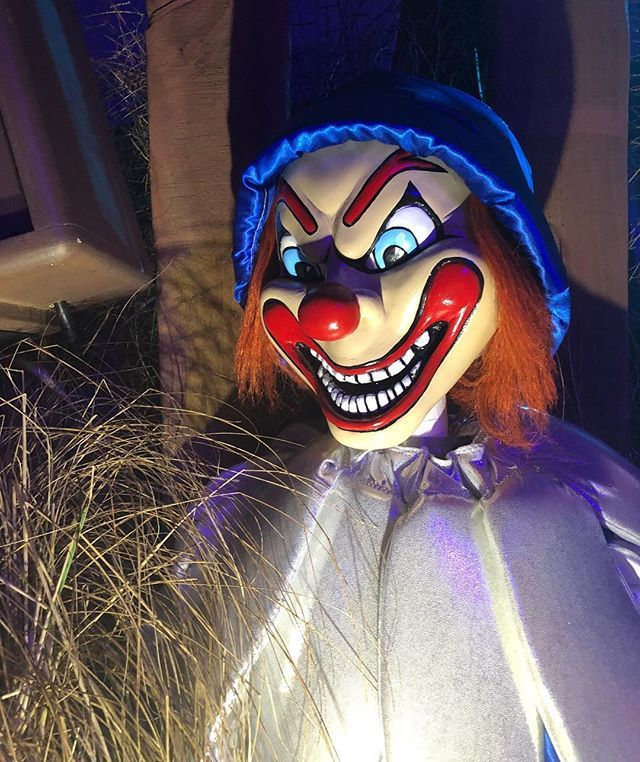 """The most terrifying part of """"Poltergeist"""" is well"""