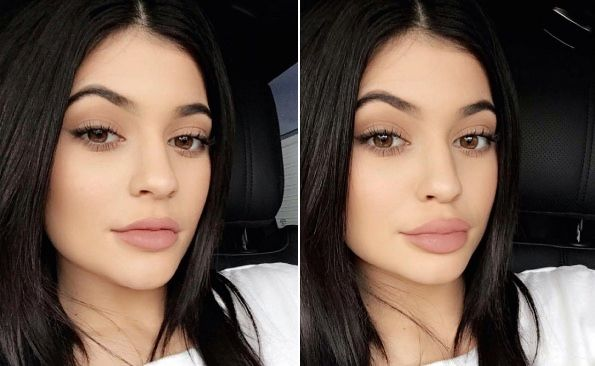 how to make your lips fuller without makeup