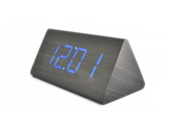 LED Wood Desktop Cool Digital Alarm Clock From Lifeday On Storenvy