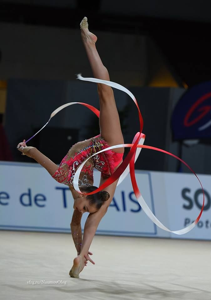 Arina Averina (Russia), Grand Prix (Thiais) 2016