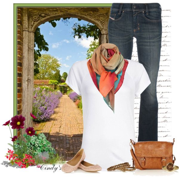 """""""Gate"""" by cindycook10 on Polyvore"""