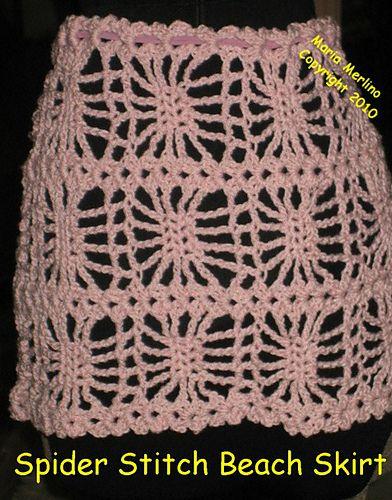 20 Popular Free Crochet Skirt Patterns For Women Pinterest
