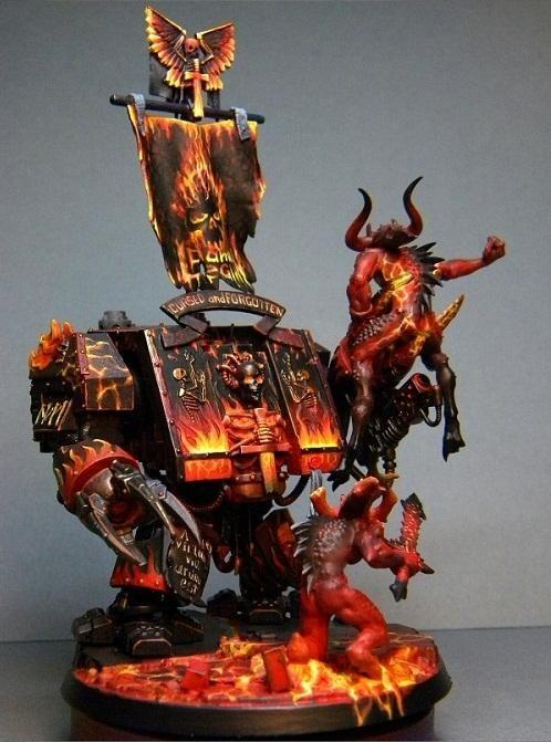 Warhammer 40,000 Blood Angels sanguinaire Guard Bits