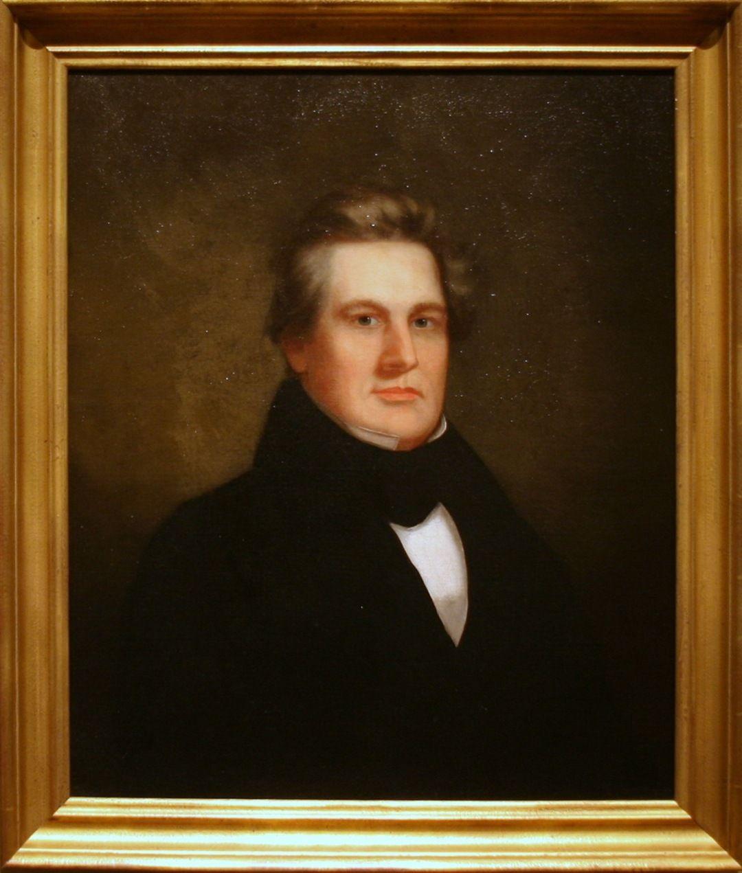 A young Millard Fillmore 13 Mr. President Millard