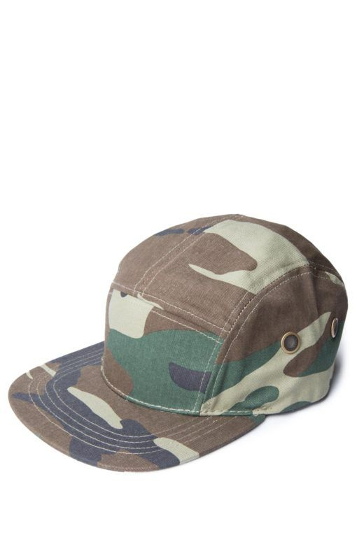 27666e1ce04112 Camo Canvas 5 Panel Hat   Accessories   Panel hat, Hats, Camo hats