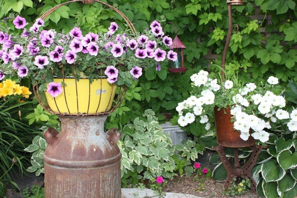 gardening pinterest | Rustic Garden Ideas | Gardening ...