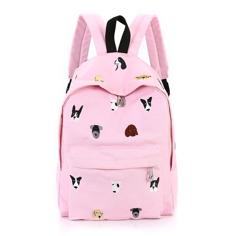 Fashion Women Panda School Bag Backpack Travel Rucksack Shoulder Bag LD