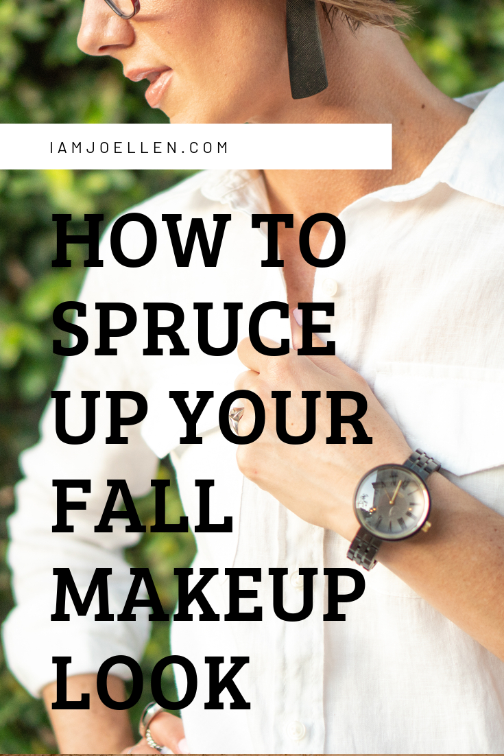 Photo of Minimalist Makeup: How to Spruce Up your Fall Makeup Look at iamjoellen.com
