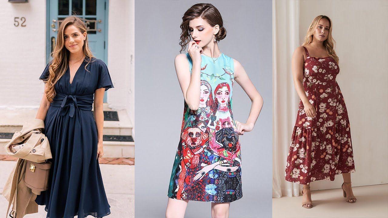 فساتين صيف بسيطة للمنزل او الخروج قنادر عادية دار و خرجة Dresses Maxi Dress Fashion