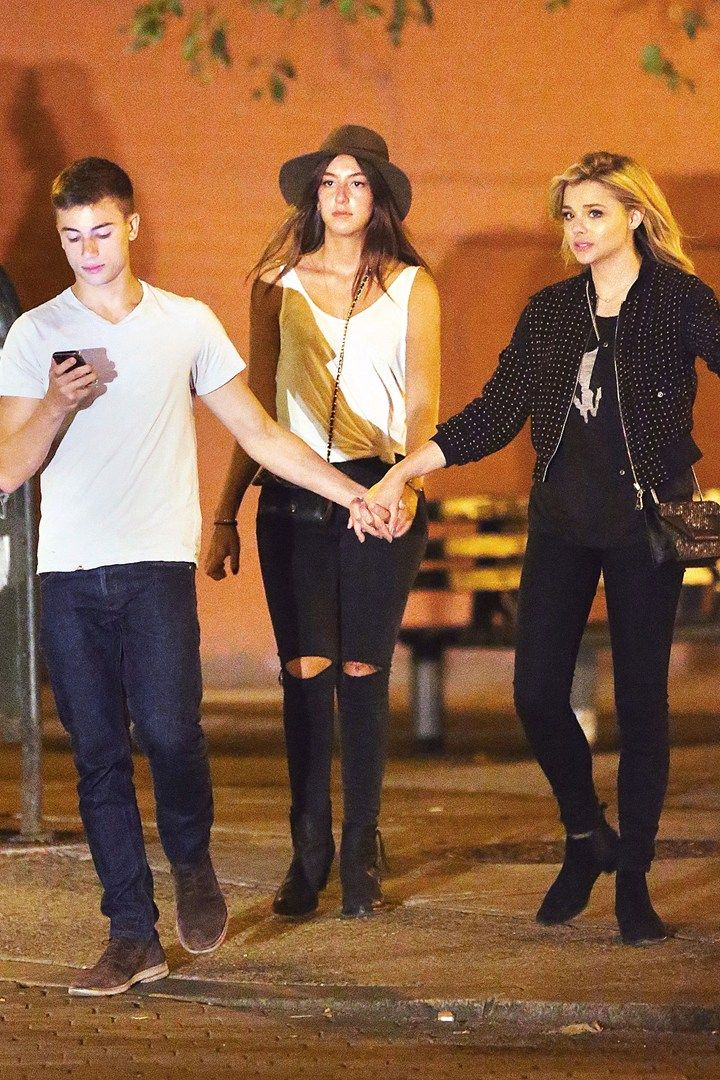 chloe moretz dating history Chloë grace moretz & brooklyn beckham call a photo posted by chloe grace moretz the upcoming little mermaid star confirmed her relationship with brooklyn.