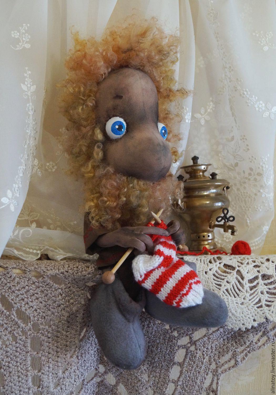 Мягкая игрушка своими руками домовенок фото 179