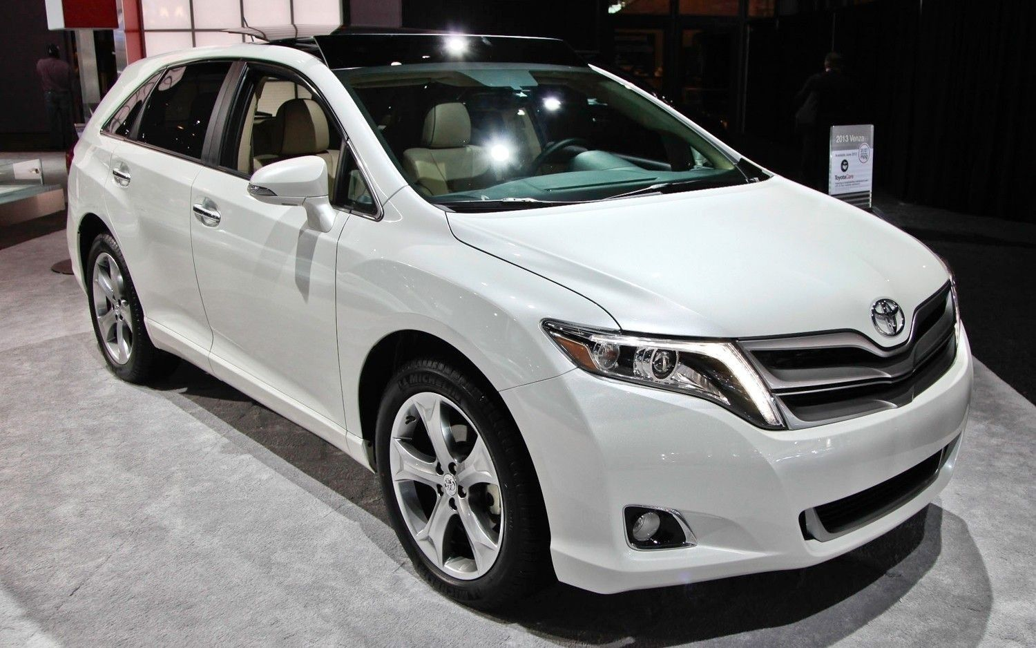 2019 Toyota Venza New Review Autos Coches Arena