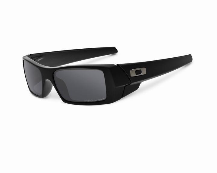 402885ed70 Oakley GasCan Matte Black Black Iridium polar sunglasses