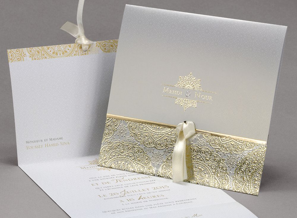 JESSICA Suite Glitter Package, grey and rose gold, rose gold foil - fresh invitation box