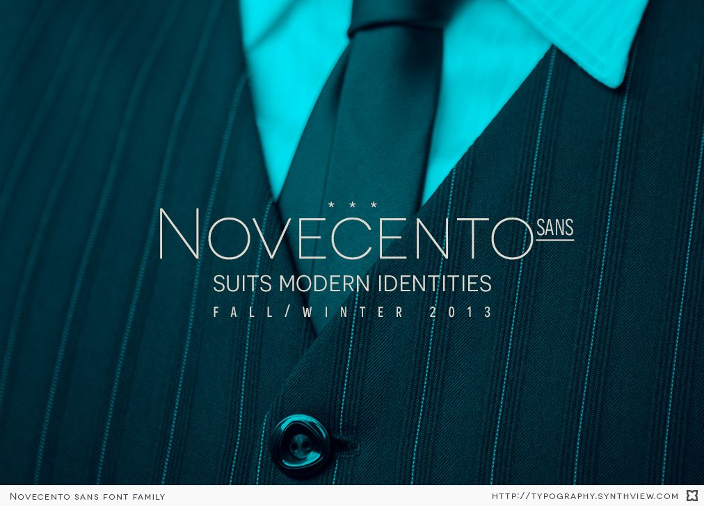Novecento Sans font family. Download 6 of 32 styles for free.