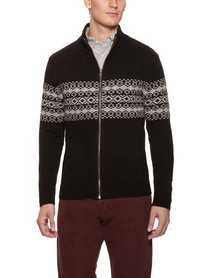 Kyle Fair Isle Sweater by Jacob Holston on Gilt.com | Shirts and ...